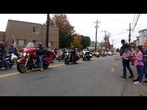 PFC Norman Dufresne Homecoming - Leominster,  MA