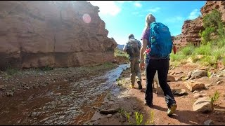 48HR ADVENTURE IN MOAB - Hiking, Biking, Camping, Slot Canyons & More