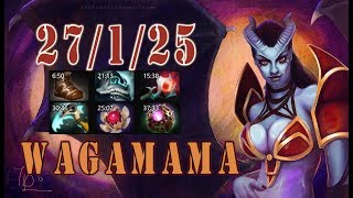 Wagamama Queen of Pain 9kmmr - [2140p]