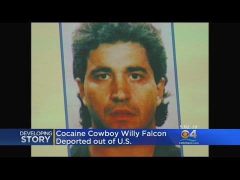 Cocaine Cowboy Deported
