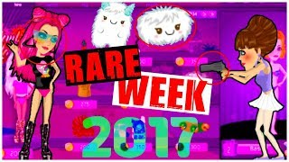 Video RARE WEEK 2017 REACTION! + RARE ANIMATIONS AND OLD PETS!!! download MP3, 3GP, MP4, WEBM, AVI, FLV September 2017