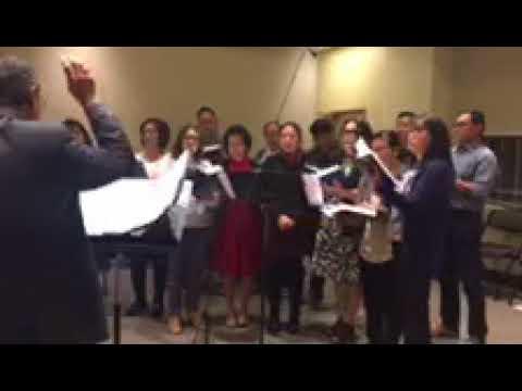 Sing A Joyful Song by Jim Farrell