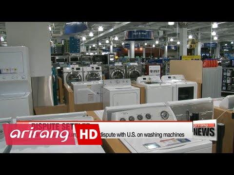 Korea wins anti-dumping WTO dispute with U.S. on washing machines