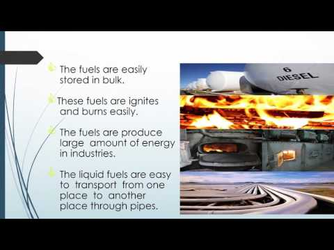 Power Point Presentation About Fuels