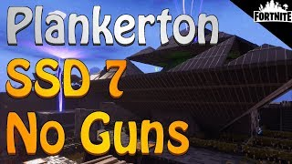 FORTNITE - Plankerton SSD 7 Solo Without Using Weapons, Abilities, Or Gadgets