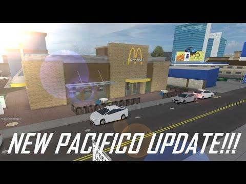 NEW PACIFICO UPDATE!!    ROBLOX - Pacifico