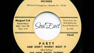 The New Jersey Queens & Friends - Party And Don
