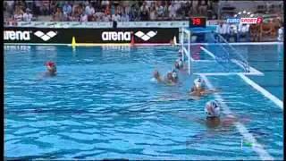 Italia-Croatia.Waterpolo.Quarterfinal.Budapest2014