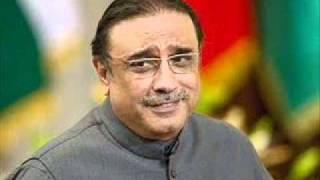 Tribute to Asif Ali Zardari, Yusuf Raza Gillani