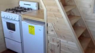 Slabtown Customs New Tiny House Cabin The Gwenny Kay