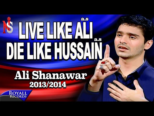 Ali Shanawar - Live Like Ali a.s (English) 2013/14 Travel Video