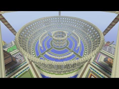 MINECRAFT xbox 360 : Le monde de Diamond Vectra