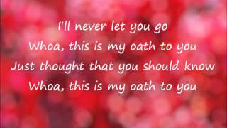 Cher Lloyd - Oath ft. Becky G. ( Lyrics ) ( Clean )