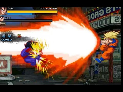 Crazy Zombie 9 - Goku - Hero Mode