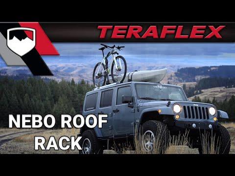 TeraFlex: Nebo Roof Rack