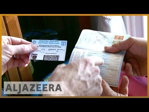 🇵🇸 Foreign residents in Palestinian territories denied visa renewals | Al Jazeera English