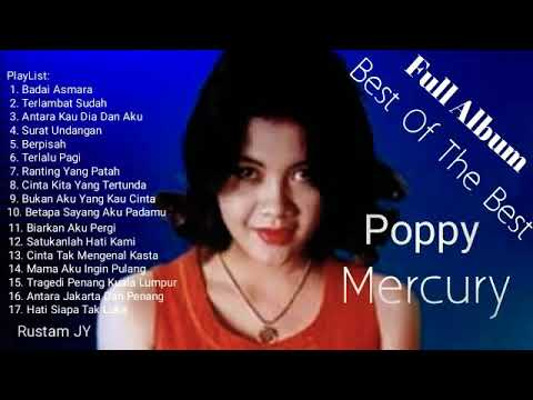 Full Album Best Of The Best Poppy Mercury Paling Populer
