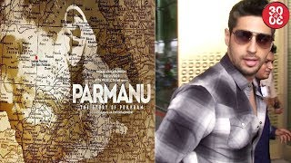 John Abraham Shares 'Parmanu's Poster' | Sidharth Heads For 'Aiyaary's Shoot