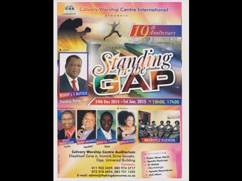 19th Standing In The Gap Conference 2014 Morning service 2014-12-25