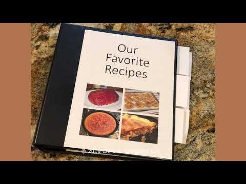 Quick Tip: Organize Your Recipes - TVWB - Virtualweberbullet.com