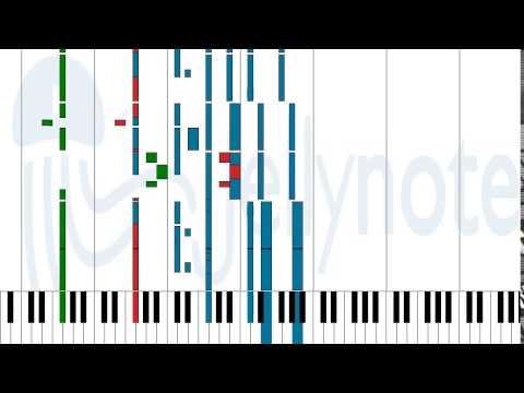 Living for the City - Stevie Wonder [Sheet Music]