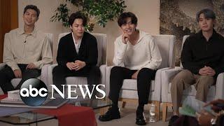 BTS partners with Korean president as special presidential envoys | Nightline