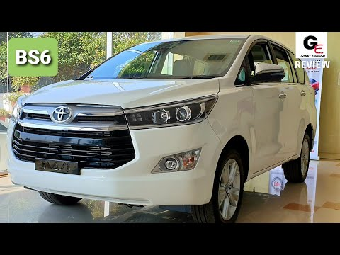 Toyota Innova Crysta Price In India 2020 Interior Review Mileage