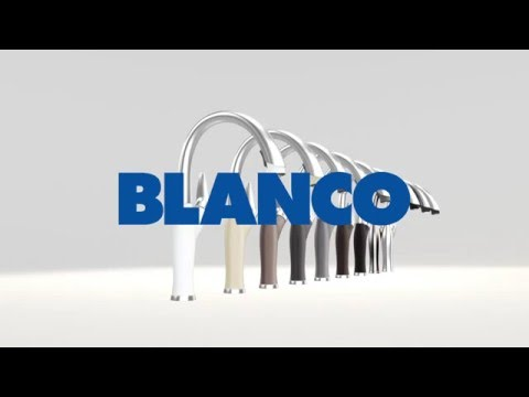 Colourful Pull-down Kitchen Faucet Collection | BLANCO ARTONA™