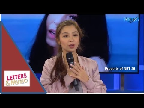 DONNALYN BARTOLOME NET25 LETTERS AND MUSIC Guesting Full Interview