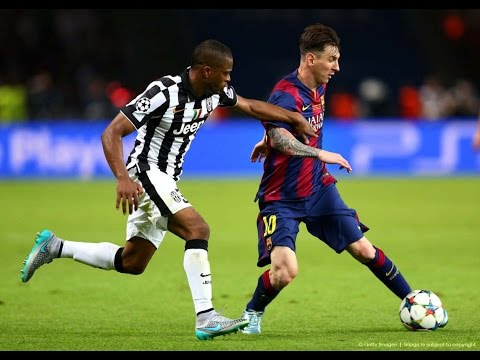 Lionel Messi vs Juventus UEFA Champions League Final 2015
