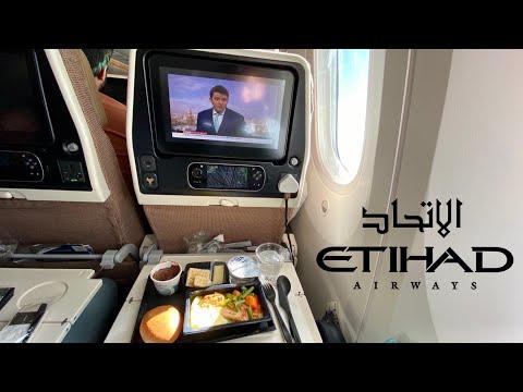 SO Much Cost Cutting | ETIHAD B787-9 ECONOMY Class To Hong Kong