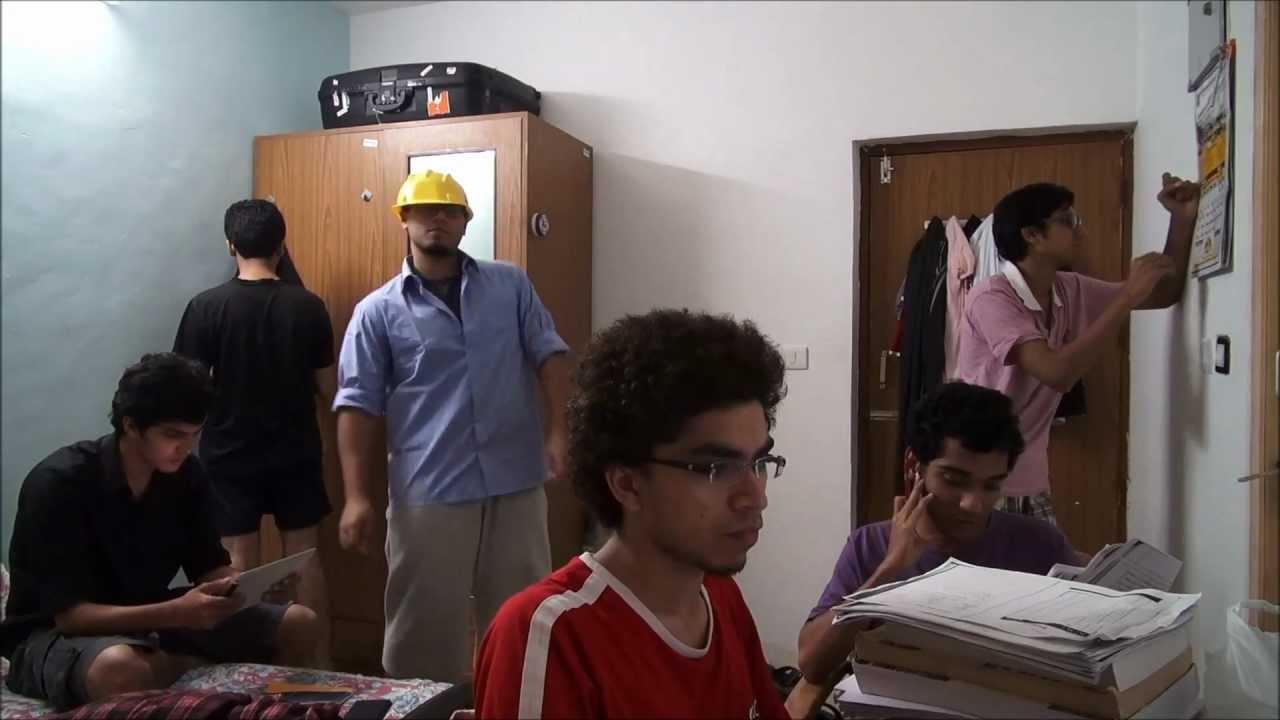 Dorm rooms lights - The Harlem Shake Indian Hostel Epic Lights Edition Mit