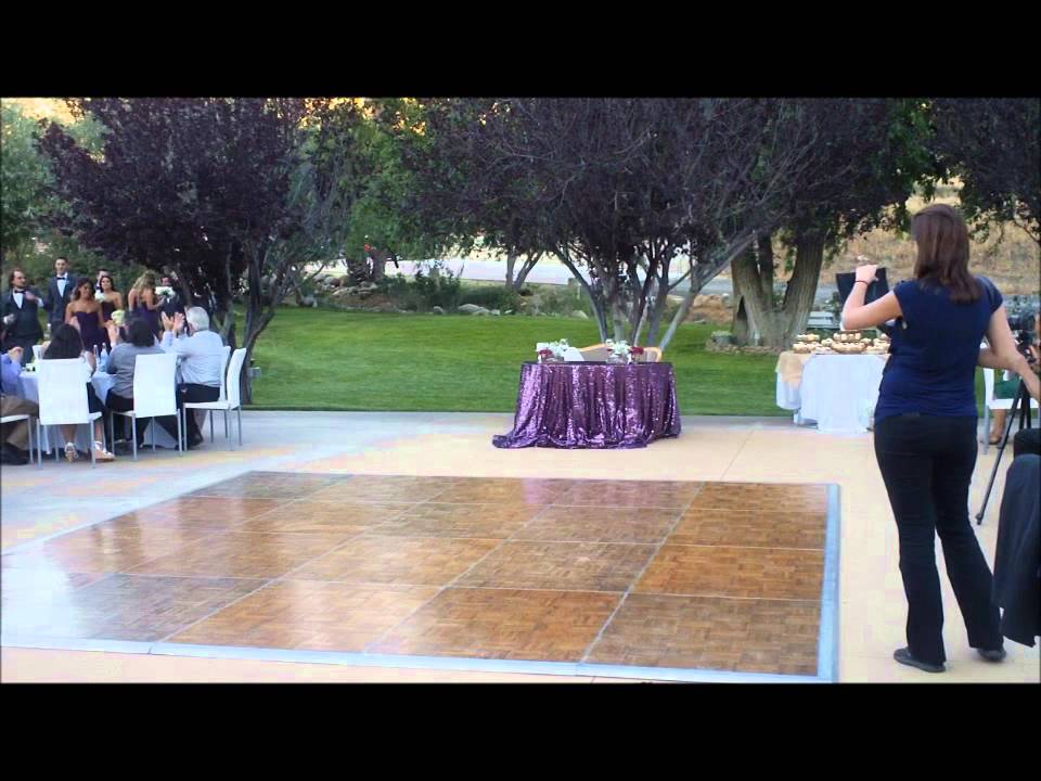 Fun Wedding Grand Entrance ideas Dallas DJ Texas wedding ...