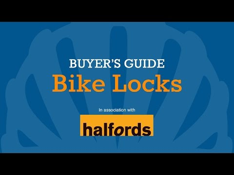 Bike Locks Buyer's Guide