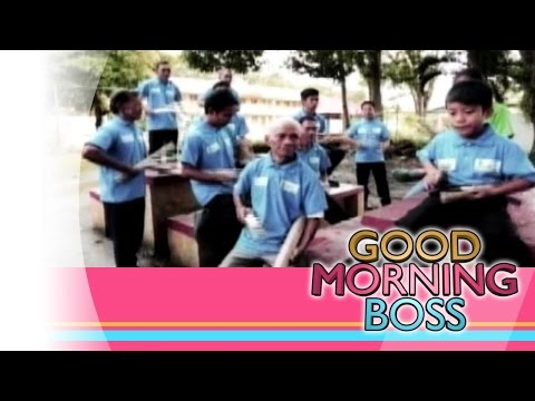 [Good Morning Boss] I Love My Culture: Kalutang musical instrument [04|10|15]