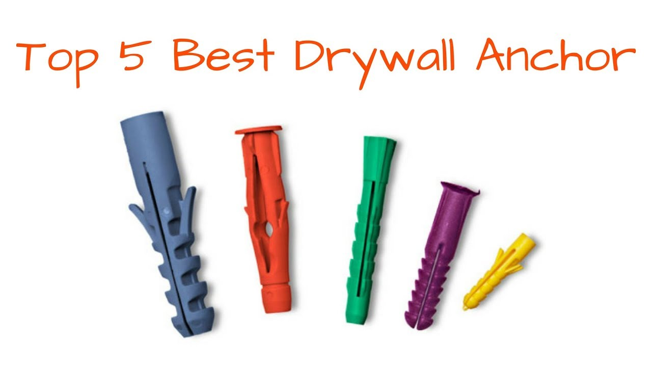 Toggler SnapSkru DryWall Anchor Wallplug Self Drilling Nylon Plasterboard Fixing
