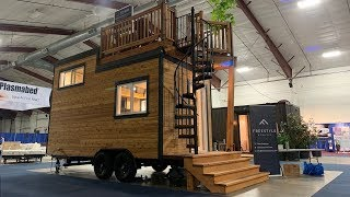 Decked Out Tiny House