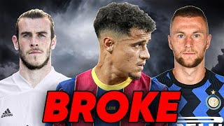 10 Clubs DESPERATE To Sell Their Stars!