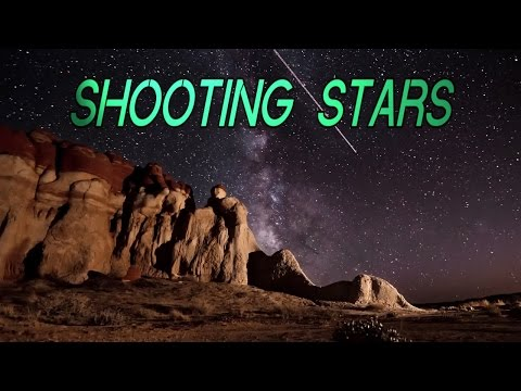 7 facts about: SHOOTING STARS