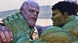 Посмотрите это, чтобы узнать почему Танос боится Халка