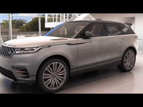 Range Rover Velar 18MY   How to Activate the Activity Key   Land Rover USA