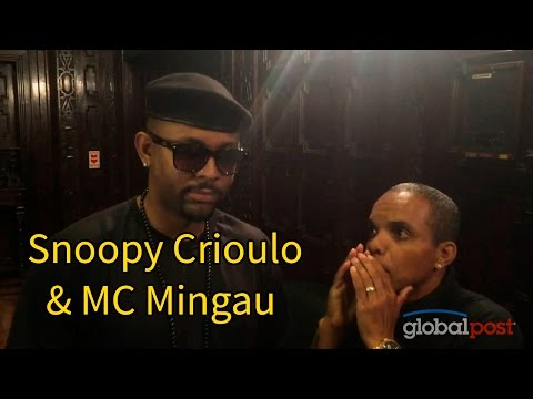 Brazil's Snoopy Crioulo and MC Mingau | GlobalPost on YouTube