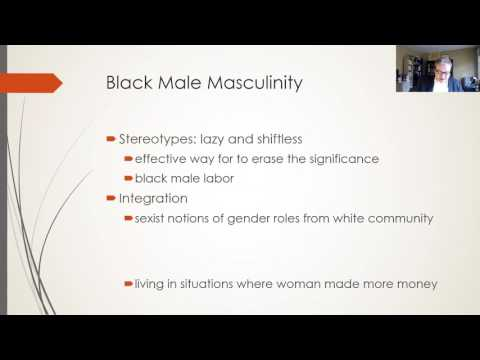 bell hooks Reconstructing Black Masculinity