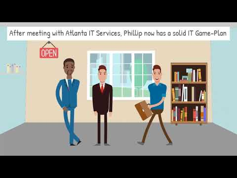 Atlanta IT Services - Business Intro
