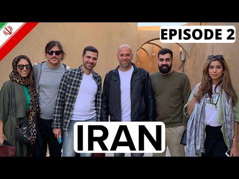 INSIDE IRAN - American in Iran 🇮🇷(anti-American?) Episode 2