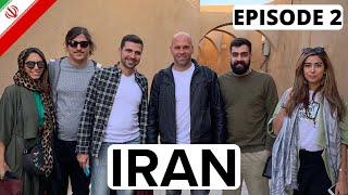 INSIDE IRAN - American in Iran 🇮🇷(anti-American?) Episode 2