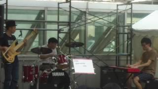 GIEN「Latin Funk」@ Sapporo City Jazz 2017