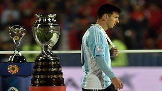 Argentina vs Chile 0 0 2 4 Full Match Highlights 27 06 2016 HD   Copa America Final