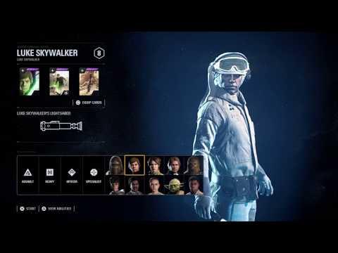 STAR WARS™ Battlefront™ II - Luke Hoth Skin (Arcade)