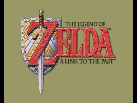 The Legend of Zelda: A Link to the Past Randomizer - Open Glitchless Normal
